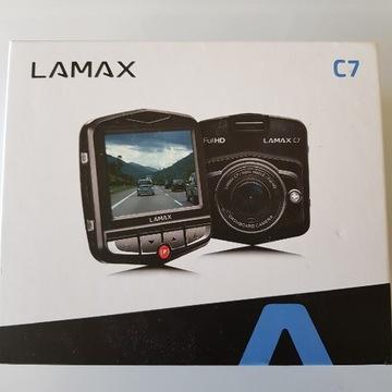 Kamera samochodowa LAMAX C7 wideorejestrator