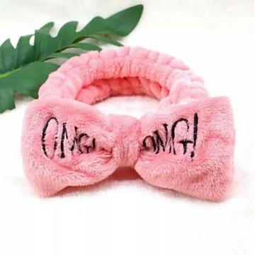 Opaska kosmetyczna OMG 5 kolorów