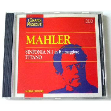 Gustav Mahler Symfonia n.1 CLASSICA DDD