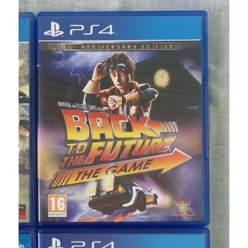 PS4 BACK TO THE FUTURE THE GAME unikat najtaniej