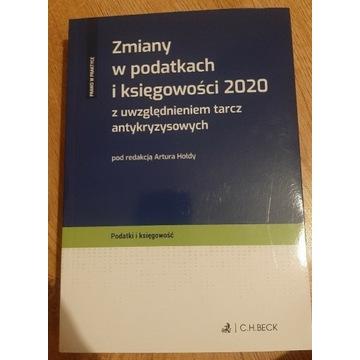 Zmiany w podatkach i ksiegowosci 2020 Hołda BECK