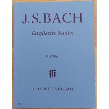 """J.S. BACH """"Englische Suiten"""" BMV 806-811"""