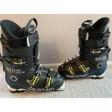 Buty narciarskie Salomon Quest PRO Cruise 100