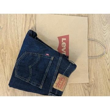 Nowe spodnie Levi's 514 W32L30