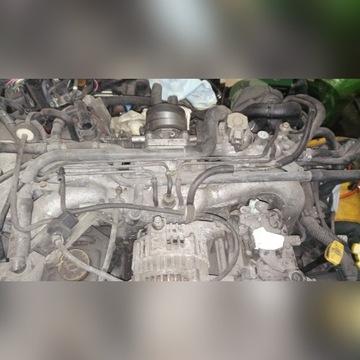 Subaru legacy twin turbo 260 KM