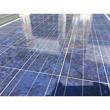 panele fotowoltaiczne polikrystaliczne235w używane