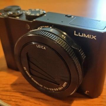 Panasonic DMC-LX15 +64GB +torba