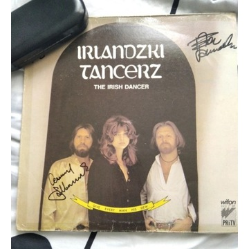 2plus1 Dmoch Szlązak autografy  IRLANDZKI TANCERZ
