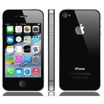 APPLE IPHONE 4 8GB - CZARNY