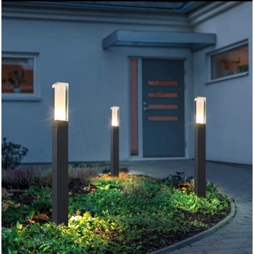 Lampa LED na trawnik