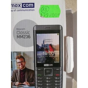 Tani telefon maxcom