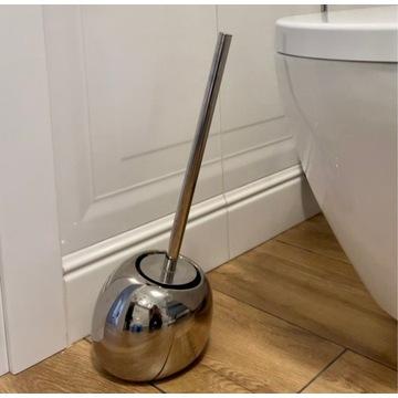 Szczotka toaletowa WC PORCELANA LUSTRZANA KULA