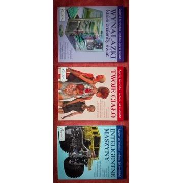 Jak to działa | 3 książki