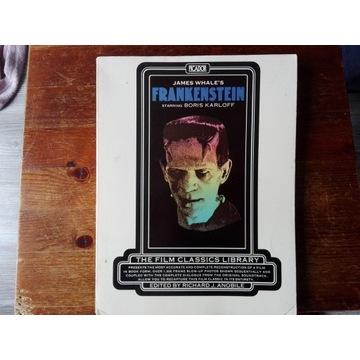 Frankenstein- Boris Karloff (książka)