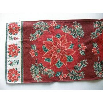 Bieżnik dekoracyjny na stół 155x32 chiński wzór