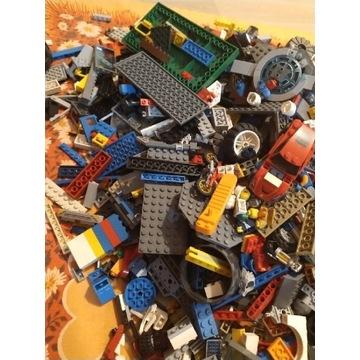 Mix klocków LEGO