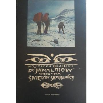 Do Himalajów wiecznych śniegów skarbnicy