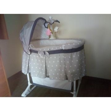 Kołyska dla niemowlaka MILLY MALLY MELODY LUX