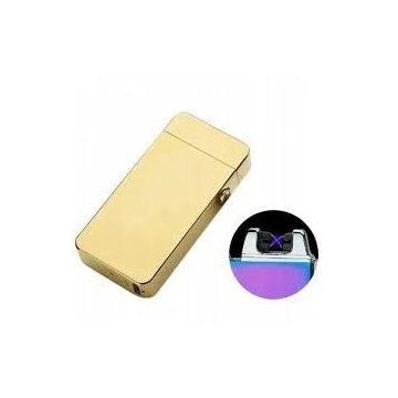 Zapalniczka USB plazmowa złota super prezent