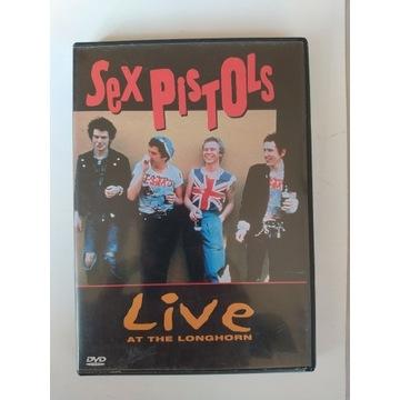 SEX PISTOLS LIVE AT THE LONGHORN, DVD