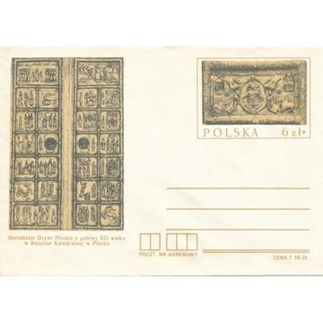 Ck 76 - Romańskie Drzwi Płockie