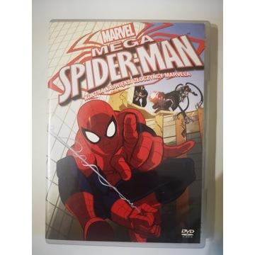 DVD. Marvel mega Spider-man