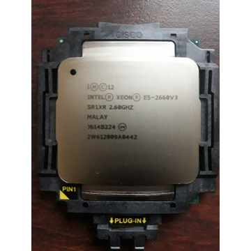 Procesor - Intel Xeon 2.60 GHz E5-2660 v3/105W 10