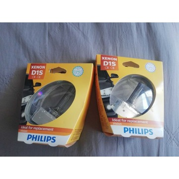 D1S Philips Vision żarniki kpl.  2szt. Xenony nowe