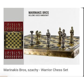 Szachy - Romans Chess Set, najlepsza cena