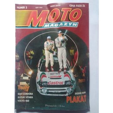Magazyn Moto Luty 1994