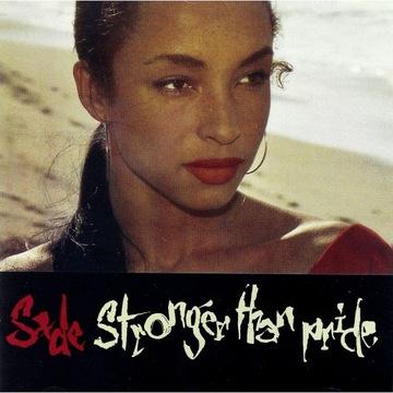 sade stronger CD