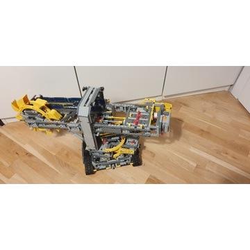 Lego 42055 kombajn górniczy