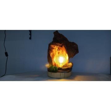 Lampa z nastrojem