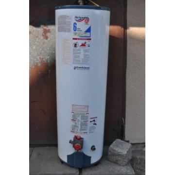 Kocioł gazowy do grzania wody