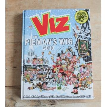 Komiks książka Viz