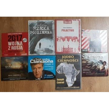 Audiobooki CD-mp3