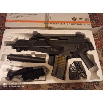 karabinek ASG KSK 1-C – replika G36 H&K