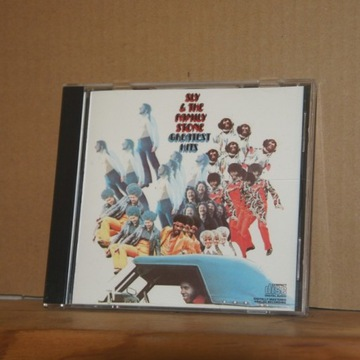 cd96. SLY & THE FAMILY STONE GREATEST HITS