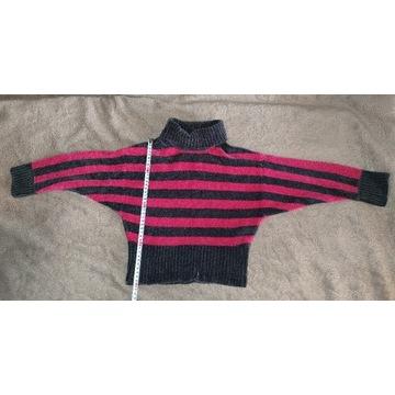 Sweter golf