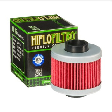 Filtr oleju HiloFiltro HF185