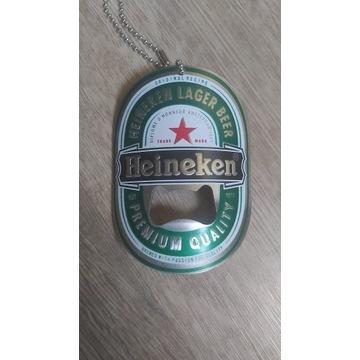 Otwieracz do butelek, piwa HEINEKEN