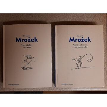Rysunki zebrane, Sławomir Mrożek, tom 2 i 5