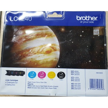 Brother lc1240 pack CMYK ORYGINAL 2022