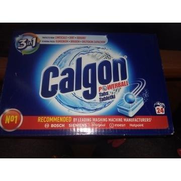 Calgon Powerball 3 w 1 odkamieniacz w tabletkach