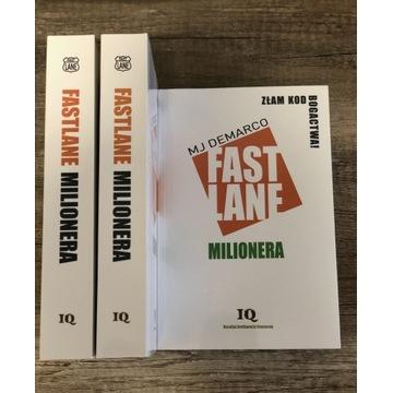(NOWA) Fastlane Milionera - MJ Demarco