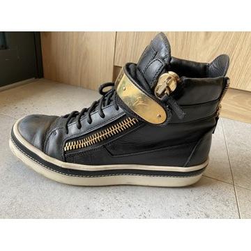 Sneakersy wysokie Giuseppe Zanotti r 42 oryginał