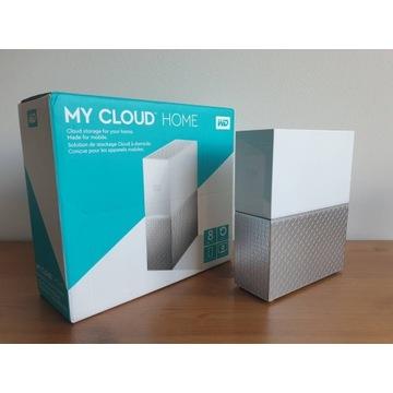 """Serwer plików - WD NAS 3.5"""" USB3 8TB My Cloud"""
