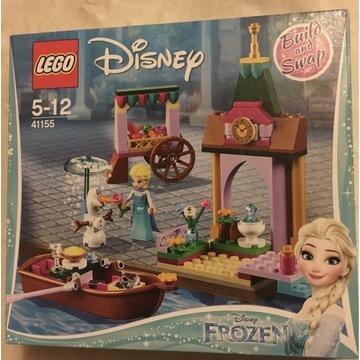 Klocki Lego 41155 Kraina Lodu Elsa na Targu Frozen