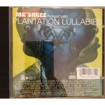 Meshell Ndegeocello Plantation Lullabies