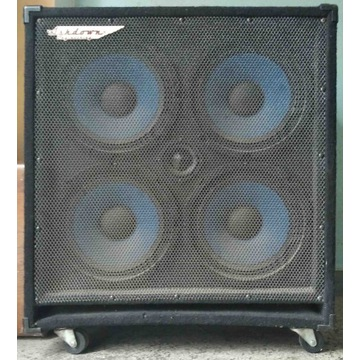 "Kolumna basowa Ashdown MAG 410T DEEP 4x10"""